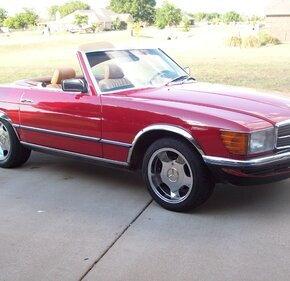 1984 Mercedes-Benz 380SL for sale 101336078
