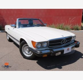 1984 Mercedes-Benz 380SL for sale 101344374