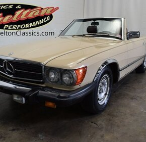 1984 Mercedes-Benz 380SL for sale 101349787
