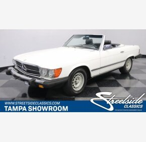 1984 Mercedes-Benz 380SL for sale 101366561