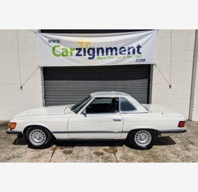 1984 Mercedes-Benz 380SL for sale 101375524