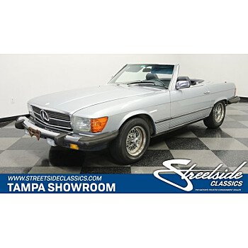 1984 Mercedes-Benz 380SL for sale 101385509