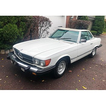 1984 Mercedes-Benz 380SL for sale 101391944
