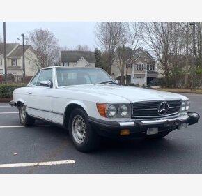 1984 Mercedes-Benz 380SL for sale 101466107