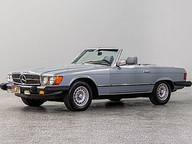 1984 Mercedes-Benz 380SL for sale 101502182