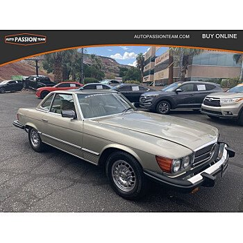 1984 Mercedes-Benz 380SL for sale 101556168