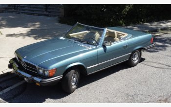 1984 Mercedes-Benz 380SL for sale 101598021