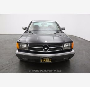 1984 Mercedes-Benz 500SEC for sale 101377358