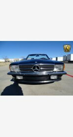 1984 Mercedes-Benz 500SL for sale 101070257