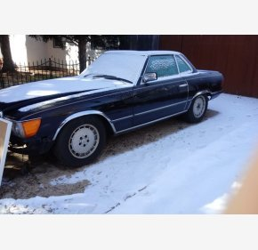 1984 Mercedes-Benz 500SL for sale 101110317