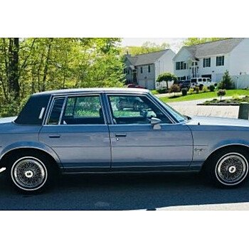 1984 Oldsmobile Cutlass Supreme Brougham Sedan for sale 100990550