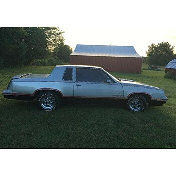1984 Oldsmobile Cutlass Supreme Hurst/Olds Coupe for sale 101032361