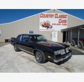 1984 Oldsmobile Cutlass Supreme for sale 101407962