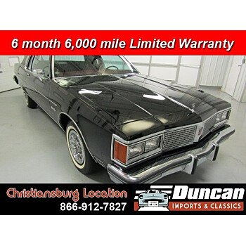 1984 Oldsmobile Ninety-Eight Regency for sale 101013748