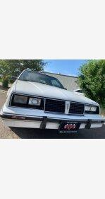 1984 Pontiac 6000 LE Coupe for sale 101175260
