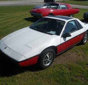 1984 Pontiac Fiero Sport for sale 100736352