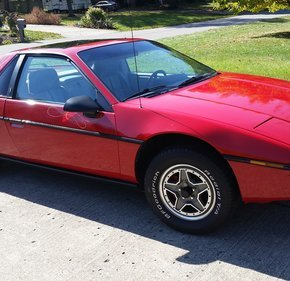 1984 Pontiac Fiero SE for sale 101340774