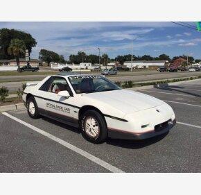 1984 Pontiac Fiero SE for sale 101348732