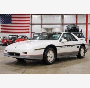 1984 Pontiac Fiero for sale 101406007