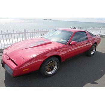 1984 Pontiac Firebird Trans Am Coupe for sale 100854364