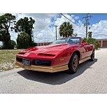 1984 Pontiac Firebird Trans Am Convertible for sale 101609217