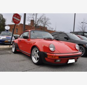 1984 Porsche 911 Turbo Coupe for sale 100883480