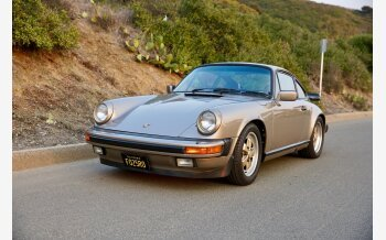 1984 Porsche 911 Carrera Coupe for sale 101050504