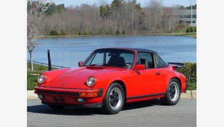 1984 Porsche 911 Targa for sale 101119271