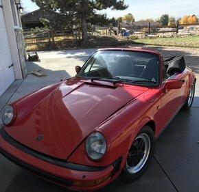 1984 Porsche 911 Carrera Cabriolet for sale 101268427