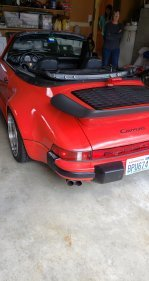 1984 Porsche 911 Carrera Cabriolet for sale 101353331