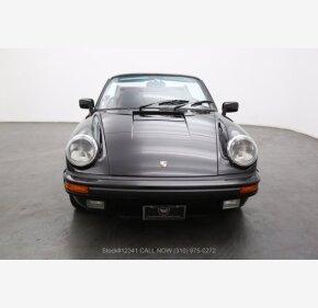 1984 Porsche 911 Cabriolet for sale 101359565