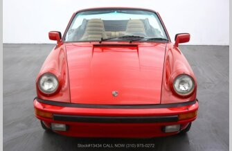 1984 Porsche 911 Cabriolet for sale 101481412