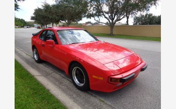 1984 Porsche 944 Coupe for sale 101389020