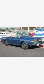 1984 Rolls-Royce Corniche for sale 101067879