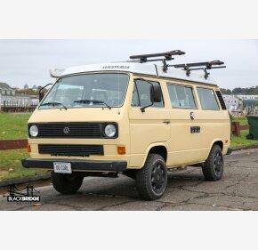 1984 Volkswagen Vanagon Camper for sale 101294297