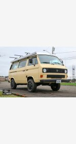 1984 Volkswagen Vanagon Camper for sale 101306864
