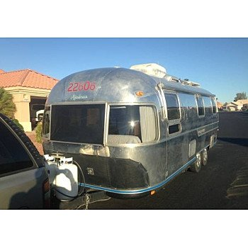 1985 Airstream Sovereign for sale 300178639