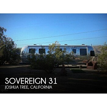 1985 Airstream Sovereign for sale 300186322
