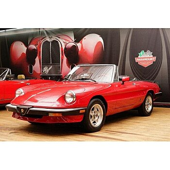 1985 Alfa Romeo Spider for sale 101370018