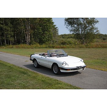 1985 Alfa Romeo Spider for sale 101388837
