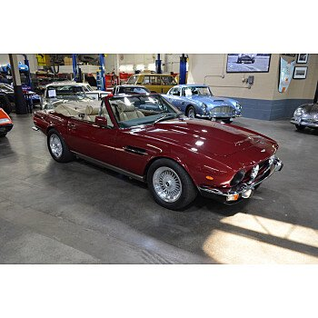 1985 Aston Martin V8 Vantage Volante for sale 101007693