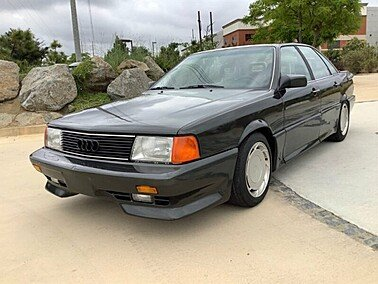 1985 Audi 5000 for sale 101334799