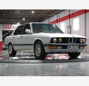 1985 BMW 528e Sedan for sale 101214447