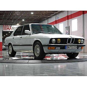 1985 BMW 528e Sedan for sale 101214447