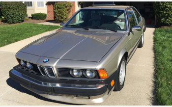 1985 BMW 635CSi Coupe for sale 101042720