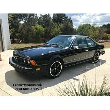 1985 BMW 635CSi Coupe for sale 101094407