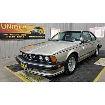 1985 BMW 635CSi Coupe for sale 101248485