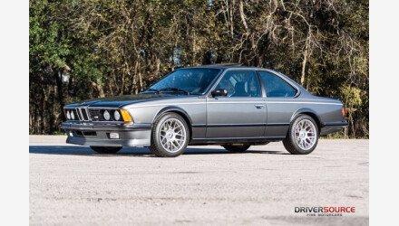 1985 BMW 635CSi for sale 101425896