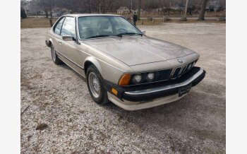 1985 BMW 635CSi Coupe for sale 101607618