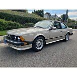 1985 BMW 635CSi Coupe for sale 101621606